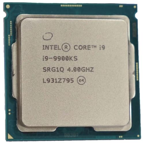 Процессор Intel Core i9-9900KS