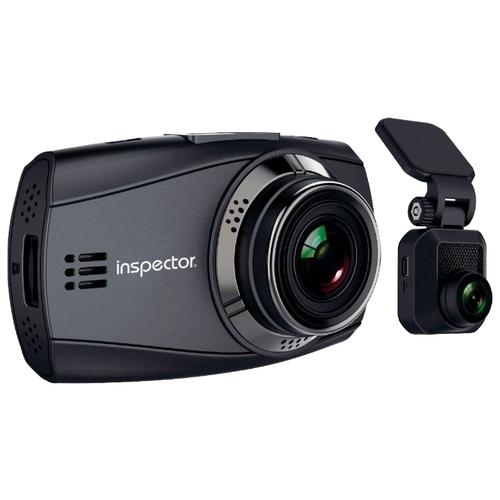 Видеорегистратор Inspector Cyclone, 2 камеры