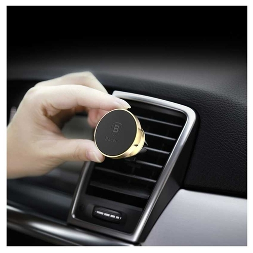 Магнитный держатель Baseus 360° Rotation Magnetic Car Air Vent Mount Holder