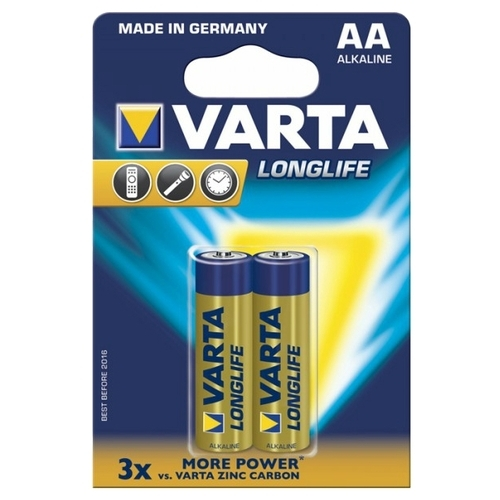 Батарейка VARTA LONGLIFE AA