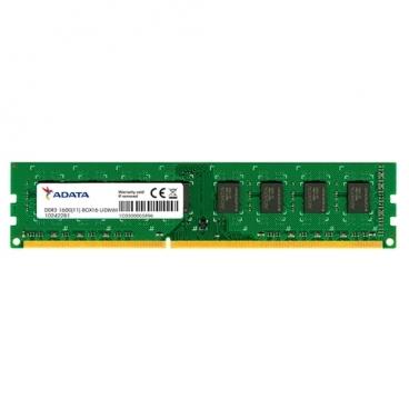Оперативная память 4 ГБ 1 шт. ADATA AD3U1600W4G11-S