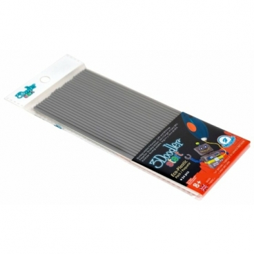 Эко-пластик пруток 3Doodler Start 3 мм серый