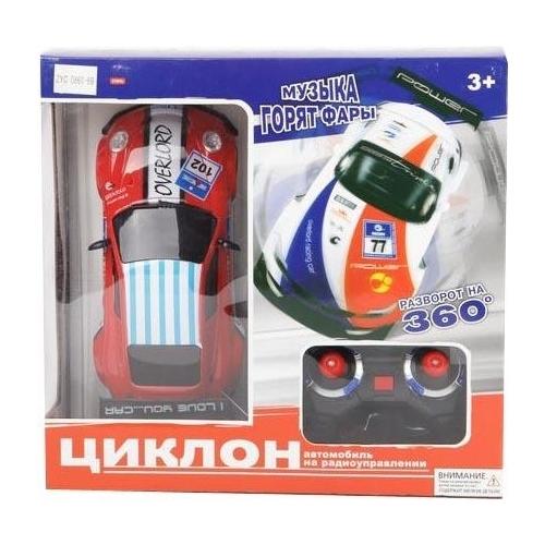 Легковой автомобиль Zhorya Циклон (ZYC-0860-6B)