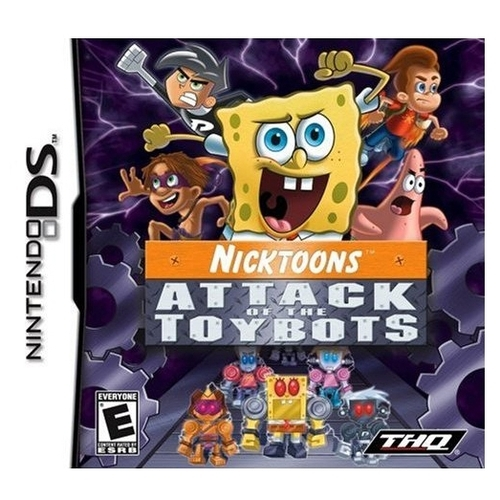 Nicktoons: Attack of the Toybots