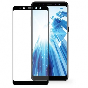 Защитное стекло Mobius 3D Full Cover Premium Tempered Glass для Samsung Galaxy A8 Plus 2018