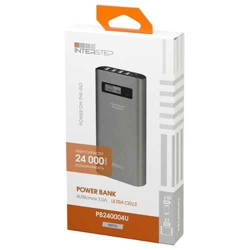 Аккумулятор INTERSTEP PB244USPG