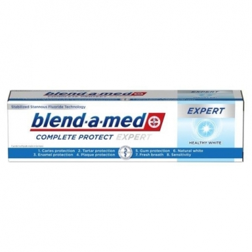 Зубная паста Blend-a-med Complete Protect Expert Healthy White