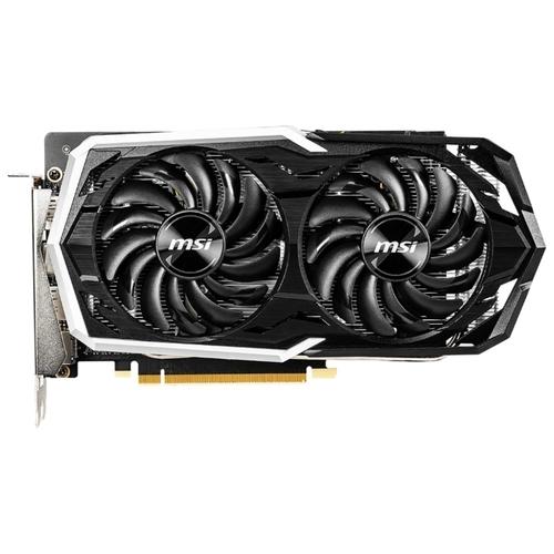 Видеокарта MSI GeForce GTX 1660 1845MHz PCI-E 3.0 6144MB 8000MHz 192 bit 3xDisplayPort HDMI HDCP ARMOR OC