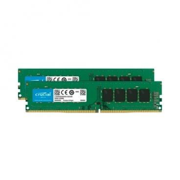 Оперативная память 4 ГБ 2 шт. Crucial CT2K4G4DFS6266