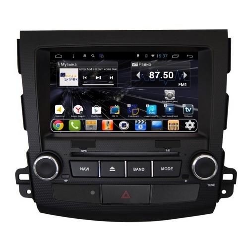 Автомагнитола Daystar DS-8007HD Mitsubishi Outlander XL ANDROID