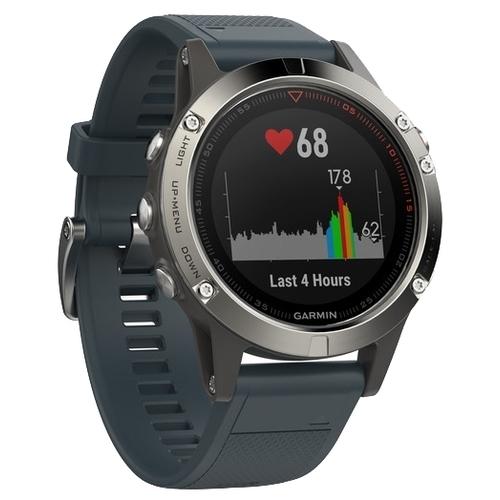 Часы Garmin Fenix 5