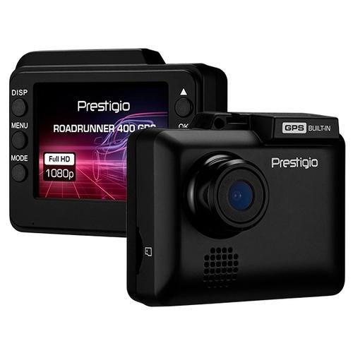 Видеорегистратор Prestigio RoadRunner 410GPS