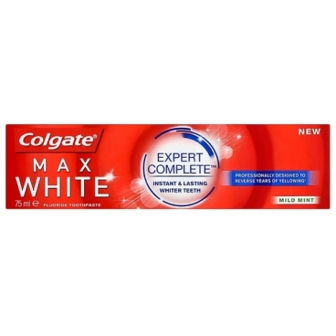 Зубная паста Colgate Max White Expert Complete Mild Mint