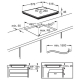 Варочная панель Electrolux IPE 6440 KXV