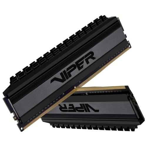 Оперативная память 4 ГБ 2 шт. Patriot Memory PVB48G300C6K