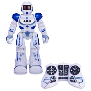 Интерактивная игрушка робот Longshore Xtrem Bots Агент XT30037