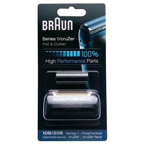 Сетка и режущий блок Braun 10B/20B (Series 1)