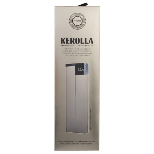 Аккумулятор Remax Kerolla series 10000 mAh PPP-20