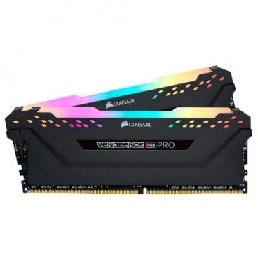 Оперативная память 16 ГБ 2 шт. Corsair CMW32GX4M2A2666C16