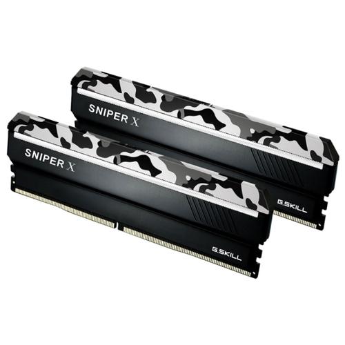 Оперативная память 16 ГБ 2 шт. G.SKILL F4-3200C16D-32GSXWB