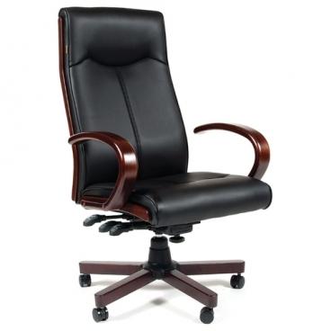 Компьютерное кресло Chairman 411 для руководителя