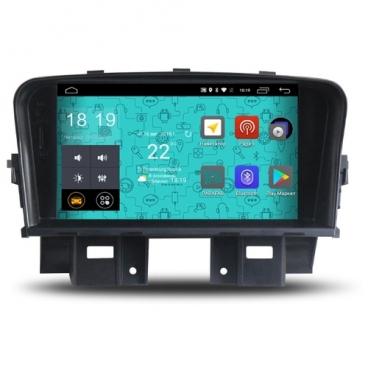 Автомагнитола Parafar 4G/LTE Chevrolet Cruze 2009-2012 DVD Android 7.1.1 (PF045D)