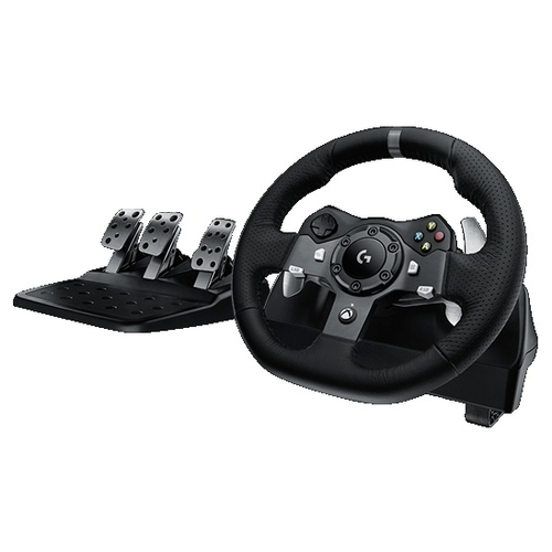 Руль Logitech G G920 Driving Force
