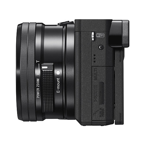 Фотоаппарат Sony Alpha ILCE-6300 Kit