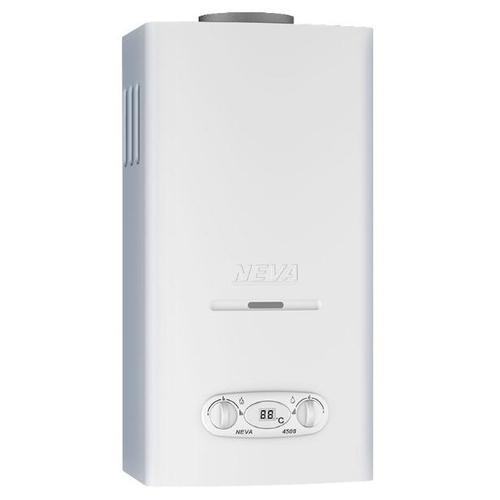 Проточный газовый водонагреватель Neva 4508