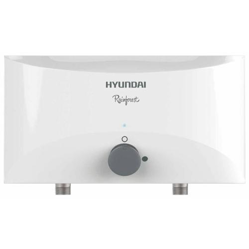 Проточный электрический водонагреватель Hyundai H-IWR1-3P-UI057/S