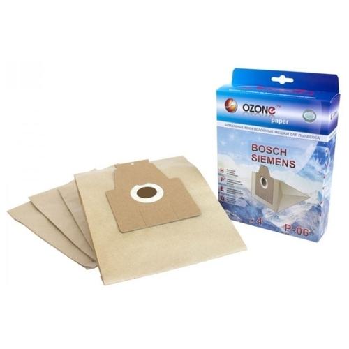 Ozone Бумажные пылесборники P-06