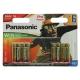 Батарейка Panasonic Pro Power AAA/LR03