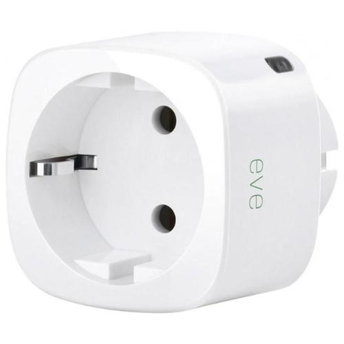 Розетка Eve Energy 1EE108301001,11А, с заземлением, белый