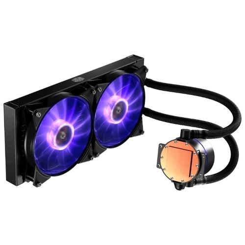 Кулер для процессора Cooler Master MasterLiquid Pro 280 RGB