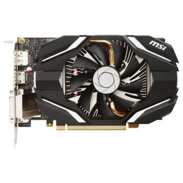 Видеокарта MSI Radeon RX 460 1210Mhz PCI-E 3.0 4096Mb 7000Mhz 128 bit DVI HDMI HDCP
