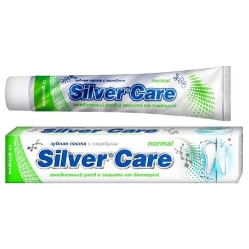 Зубная паста Silver Care Normal со фтором
