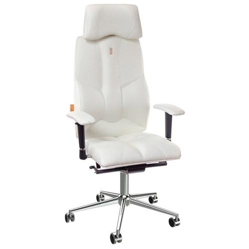 Компьютерное кресло Kulik System Business (с подголовником)
