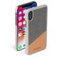 Чехол Krusell Tanum Cover для Apple iPhone XS Max, кожаный