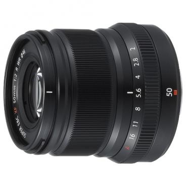 Объектив Fujifilm Fujinon XF 50mm f/2 R WR