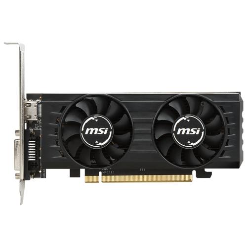 Видеокарта MSI Radeon RX 550 1203Mhz PCI-E 3.0 4096Mb 6000Mhz 128 bit DVI HDMI HDCP LP OC