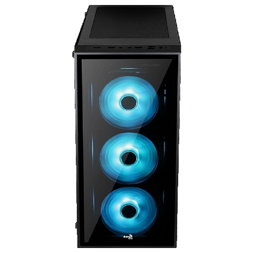 Компьютерный корпус AeroCool Quartz RGB Black