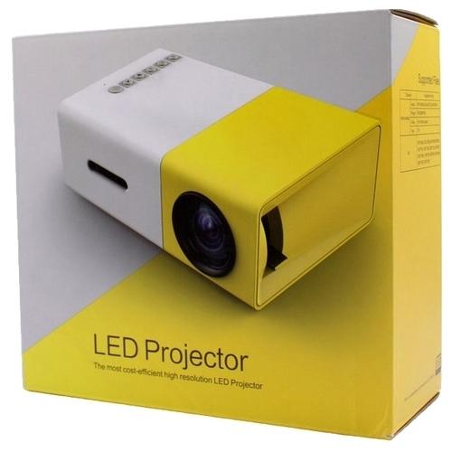 Проектор Unic YG-300 желтый