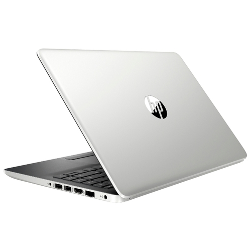 "Ноутбук HP 14-dk0018ur (AMD Athlon 300U 2400 MHz/14""/1366x768/4GB/128GB SSD/DVD нет/AMD Radeon Vega 3/Wi-Fi/Bluetooth/Windows 10 Home)"