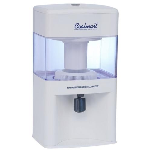 Фильтр диспенсер настольный Coolmart CM-201 четырехступенчатый