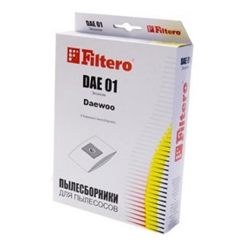 Filtero Мешки-пылесборники DAE 01 Эконом
