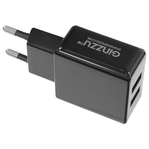 Сетевая зарядка Ginzzu GA-3314UB