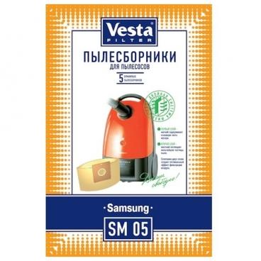Vesta filter Бумажные пылесборники SM 05