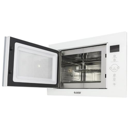 Микроволновая печь встраиваемая Exiteq EXM-106 white