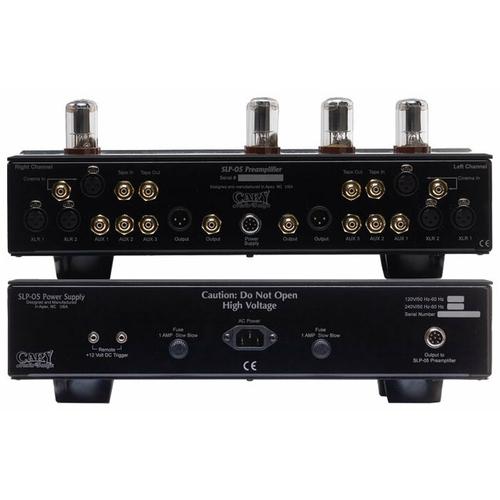 Предварительный усилитель Cary Audio SLP 05