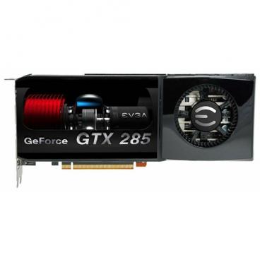 Видеокарта EVGA GeForce GTX 285 675Mhz PCI-E 2.0 1024Mb 2538Mhz 512 bit 2xDVI TV HDCP YPrPb